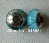Wholesale 20 OFF Murano Glass Beads Fit Chamilia Pandora Style Charms Bracelets