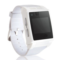 Wholesale Cheap Unlocked Inch Touch Screen Bluetooth FM Radio Quad Band MP Single SIM Watch Cell Phone