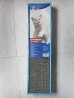 Wholesale Corrugated paper cat game cat furniture scratchers with catnip