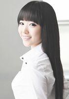 Wholesale 1pcs Korean Cosplay wig long straight full bangs black