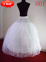 Wholesale Cheap wedding accessory discount wedding petticoat ball gown wedding dress hoop wedding petticoat