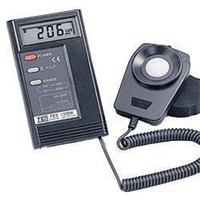 Wholesale TES brand digital light meter lux meter