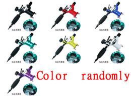 Wholesale Dragonfly Rotary Tattoo Motor Machines Liner amp Shader For Tattoo Kits Tube Ink Needles Hot Supply