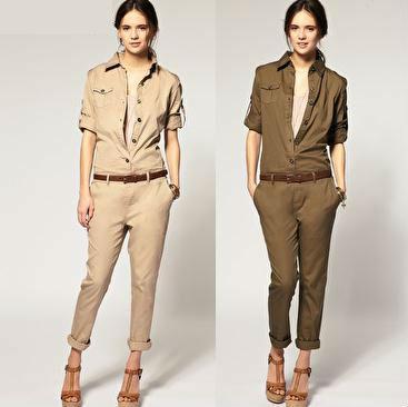 Cotton Jumpsuit Womens | Fashion Ql