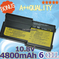 Wholesale Battery For IBM ThinkPad R40e R40E R40E ThinkPad X31 K8218 P0987 P0988 P0989