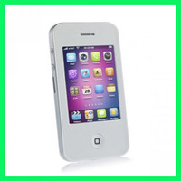 Wholesale 8GB White quot Touch Screen MP3 MP4 MP5 Music Video Media Player FM PC Camera