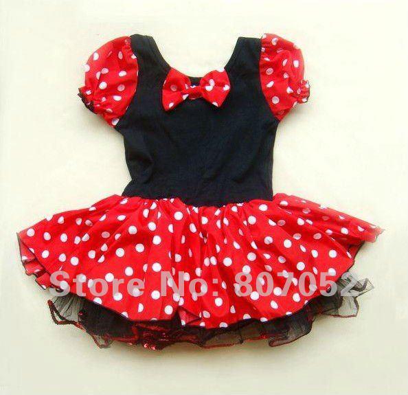 Wholesale Gratis envío Halloween Minnie Mouse niñas niño niños ...