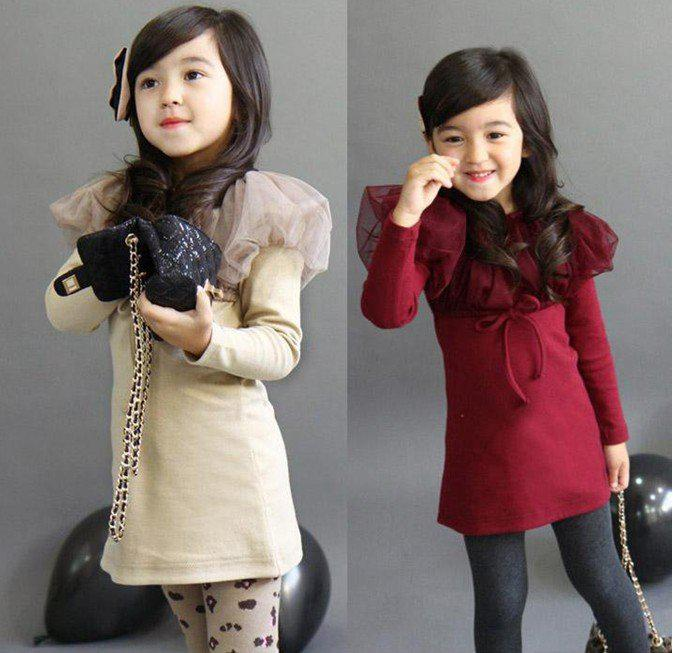 2017 Qz 204,!new Style Autumn Baby Clothes Fashion Girl Cotton ...