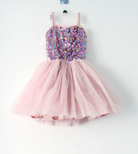Sequin Tutu Ballet Dress