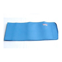 Wholesale Waist Trimmer Exercise Belt Slimming Burn Fat Weight Loss Sauna Sweat blue color