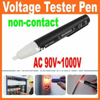 Wholesale Non contact AC Electric Voltage Detector Sensor Tester Pen V tester pen designed for electric