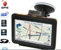 Wholesale Car GPS quot Inch Navigation System GB Free World Map FM Win CE OS