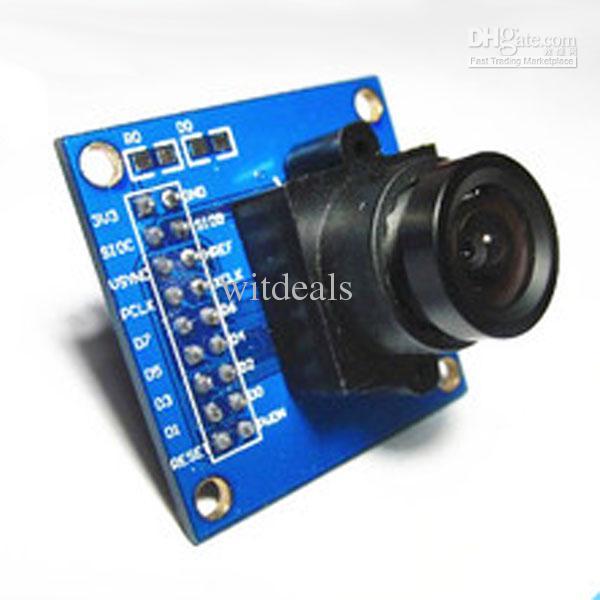 New vga kp ov camera module lens for arduino