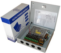 Wholesale CCTV Power supply Channel V DC A for CCTV System