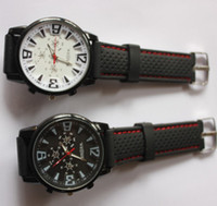 Wholesale 2014 WEIJIEER Military Pilot Aviator Army Style Outdoor Sport Cool Black white Dial Wrist Quartz watch