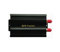 Wholesale Realtime GPS Tracker Vehicle Car GPS GSM GPRS Drive Tracking System TK103