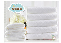 Wholesale New Super cotton Cloth Diaper Inserts Diaper Liners