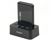 Wholesale ORICO External HDD Docking Station Dock USB3 HUB eSATA D2244A