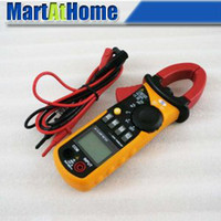 Wholesale Digital Multimeter Electronic Tester AC DC Clamp Meter multimeter and clamp meter BV021