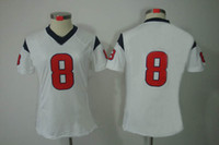 Wholesale 2013 Limited Women White Football Jersey Rugby Sports Shirts Brand new with logo SZ S XL