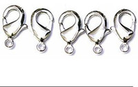 Wholesale 13MM stainless steel to engage polished lobster clasp no distortion no fade