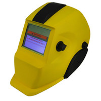 Wholesale Solar auto darkening welding helmet protective mask safetly mask for MAG TIG TSC KR welding machine