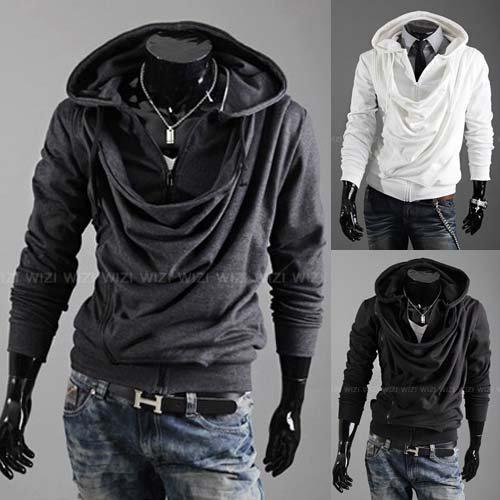 Designer mens jacket men fashion clothes casual overcoat How to get cheap designer clothes