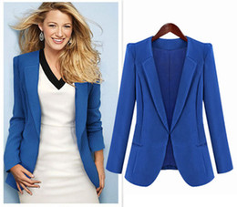 Wholesale 2013 Western style Ladies fashion Outwear Pure Color Slim Work suit Mini short OL clothing