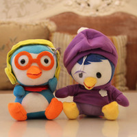 Wholesale 18cm Cute Moe Moe Penguin Toys Stuffed Toys Children Love Gift