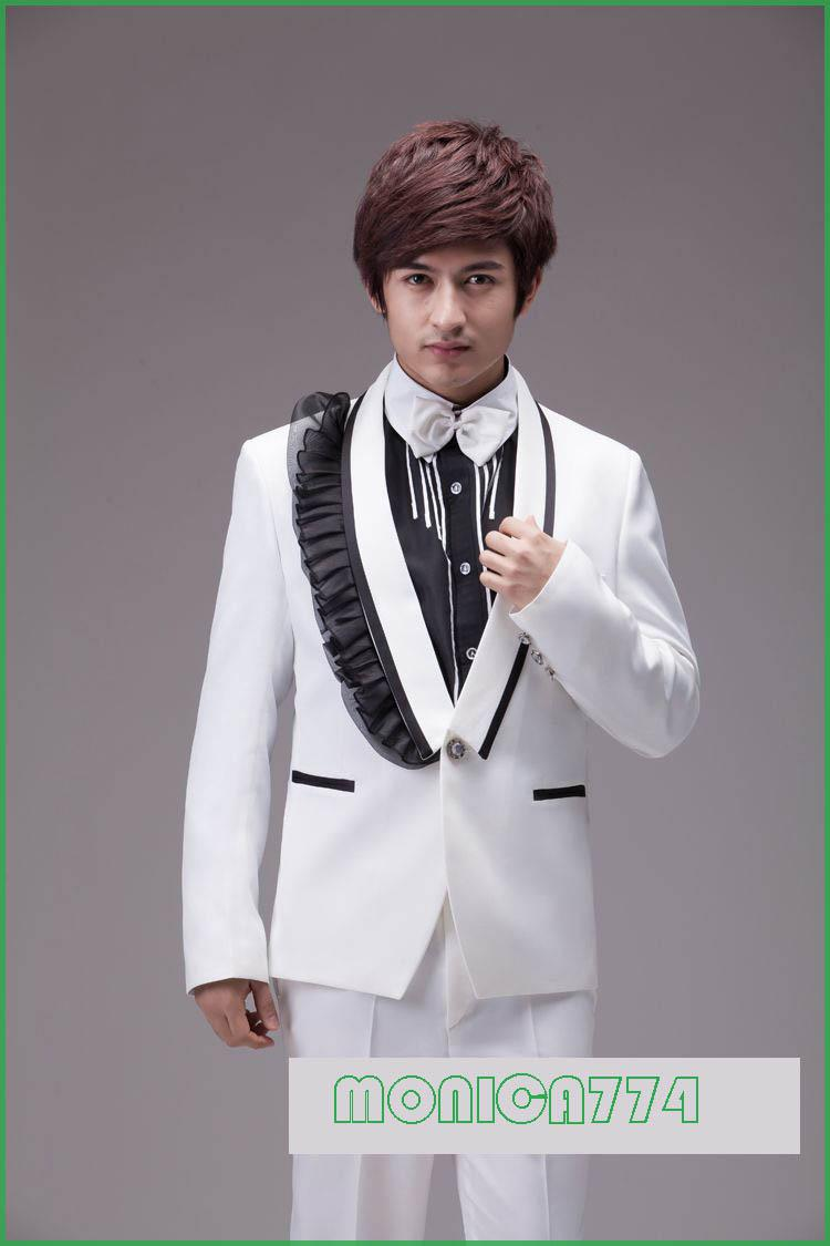 Exelent Prom Suits For Men 2013 Gallery - Wedding Dress Ideas ...
