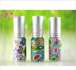 Wholesale Hot Stamping Spray Bottle Bronzing Hot china Perfume Atomizer Empty Bottles Glass Bottle