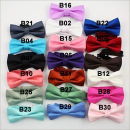 Tuxedo PreTied Black Bow Tie Satin Adjustable Brand 100pcs lot