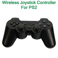 For Sony PS2 Wireless Controller Shock Wireless Joystick Controller For PS2 Brand New Game Controller Free Shipping V4212
