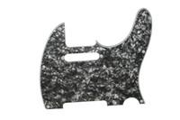Wholesale 1PCS Black Pearloid Pickguard for TL Guitar
