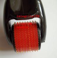 al por mayor titanio dermaroller-Terapia Dermatología 10pcs / lot de titanio MT 540 Micro de rodillos de aguja de la piel , la piel Dermaroller Microagujas