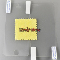 200pc For iphone 5 Clear Screen Protector Guard LCD Protecto...
