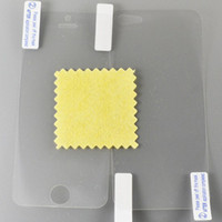 1000pcs For iphone 5 5G Clear Screen Protector Guard LCD Pro...