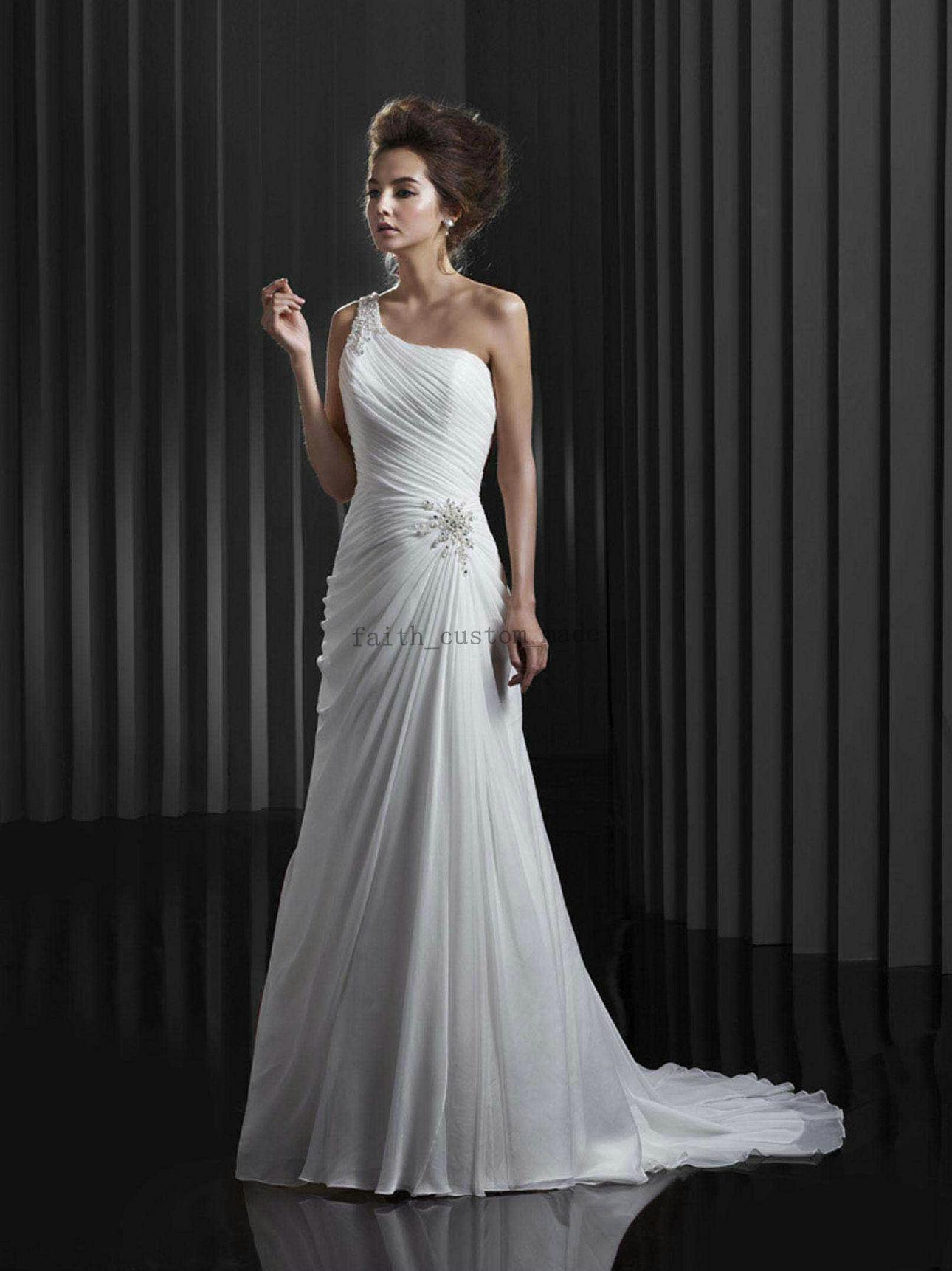 See larger image for Cheap sheath wedding dresses