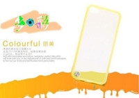 Wholesale Soft Silicon Gel Rubber Case Outer Matte Hybrid Hard PC TPU Gel Case Back Cover Skin For IPod Touch Apple MP3
