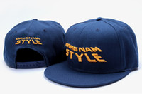Wholesale Blue caps the hundreds snapbacks fitted caps football snapback caps mesh snapback hats mishka caps
