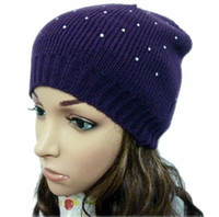 Man ball top beanie - Beanies hats knitted caps ball caps hot sale fashion models winter caps Christmas hat head wear