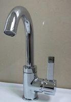 Wholesale Hot and cold single lever basin faucet wash basin basin faucet