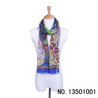 Wholesale NEW ARRIVAL All match women silk scarf wrap shawl size cm