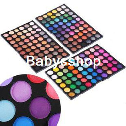 Wholesale Big Discount Color Eyeshadow Eye Shadow Makeup Make Up Palette Kit