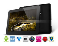 Wholesale 2013 hot quot Zenithink C93 DUAL CORE A9 GHz Tablet PC Android WiFi HDMI Webcam MID