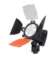 Wholesale New LED Professional Video Light LDE for Camera DV Camcorder E2028A
