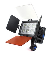Wholesale New Lux Professional Video Light LED A for Camera DV Camcorder E2019A