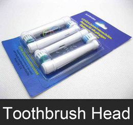 Wholesale Toothbrush head Electric toothbrush heads Soft Bristles Oral Health care pack