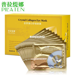 Wholesale 40 Collagen mask dark circles eye mask moisturizing finelines