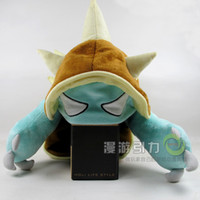 Wholesale LOL Game League of Legends Rammus hat Teemo Cosplay Cap cute keep warn Hats LLPD001